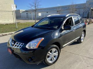 Used 2012 Nissan Rogue AWD, for sale in Toronto, ON