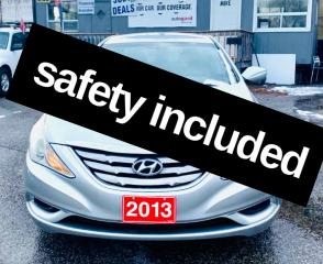 Used 2013 Hyundai Sonata GLS,safety included for sale in Scarborough, ON