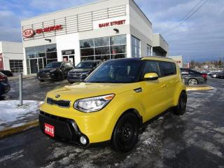 Used 2015 Kia Soul SX Luxury for sale in Gloucester, ON