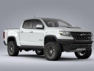 New 2021 Chevrolet Colorado 4WD ZR2 The Best Deals to come in 2021 for sale in Winnipeg, MB