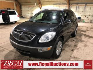 Used 2012 Buick Enclave for sale in Calgary, AB