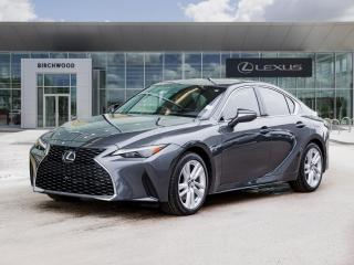 New 2021 Lexus IS 300 Premium for sale in Winnipeg, MB