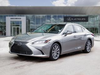 New 2021 Lexus ES 350 Luxury for sale in Winnipeg, MB