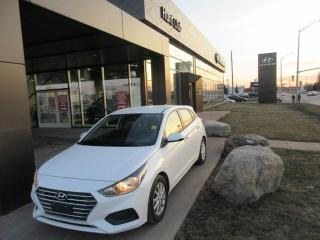 Used 2020 Hyundai Accent Preferred for sale in Nepean, ON