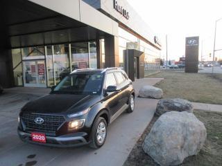 Used 2020 Hyundai Venue PREFERRED for sale in Nepean, ON
