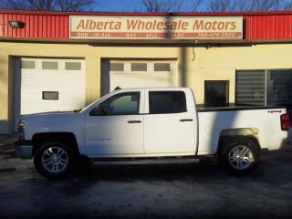 Used 2015 Chevrolet Silverado 1500 LS for sale in Edmonton, AB