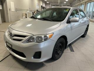 Used 2013 Toyota Corolla 4DR SEDAN CE for sale in Ottawa, ON