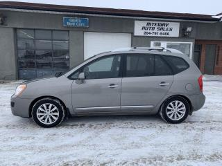 Used 2012 Kia Rondo EX w/3rd Row for sale in Headingley, MB