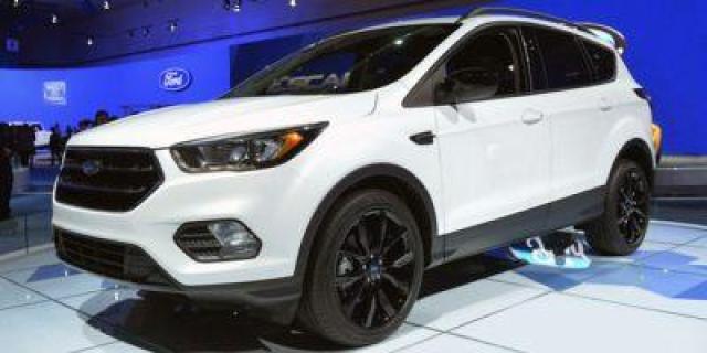 2017 Ford Escape SE 4DR SUV 105.9'' WB 4WD