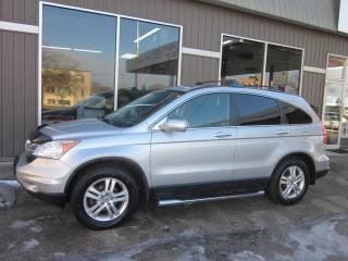Used 2011 Honda CR-V EX for sale in Winnipeg, MB