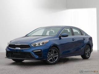 New 2021 Kia Forte Sedan EX+ IVT for sale in Kitchener, ON