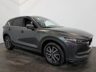 Used 2018 Mazda CX-5 GT AWD - TOIT OUVRAN - NAVIGATION - A/C - CUIR for sale in Laval, QC
