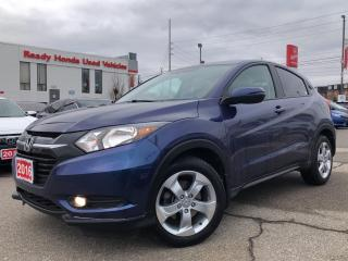 Used 2016 Honda HR-V EX - Sunroof - Lane Watch - Rear Camera for sale in Mississauga, ON