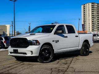 New 2021 RAM 1500 Classic Night Edition | Trailer Brake | Heated Seats for sale in Kitchener, ON