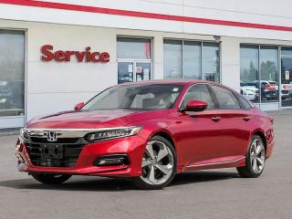 New 2021 Honda Accord Touring 2.0 for sale in Brandon, MB