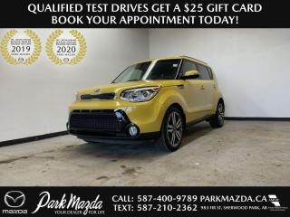 Used 2015 Kia Soul SX for sale in Sherwood Park, AB