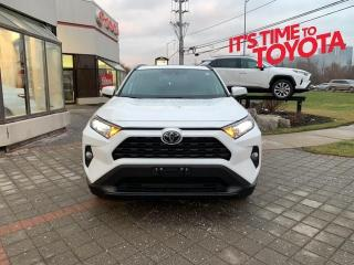 New 2021 Toyota RAV4 RAV4 FWD XLE RAV4 XLE FWD for sale in Mississauga, ON
