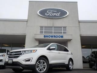 Used 2016 Ford Edge SEL for sale in Mount Brydges, ON