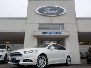 Used 2016 Ford Fusion SE for sale in Mount Brydges, ON