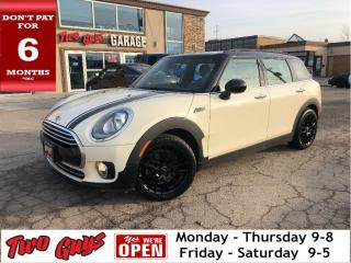 Used 2016 MINI Cooper Clubman Clubman | Auto | Panoroof | Leather | 5 Pass | for sale in St Catharines, ON