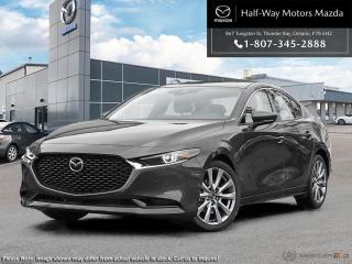 New 2021 Mazda MAZDA3 GT w/Turbo for sale in Thunder Bay, ON