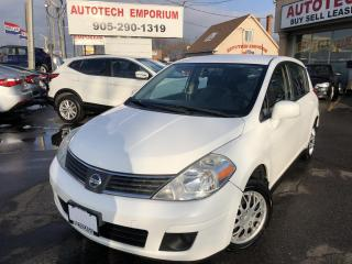 Used 2009 Nissan Versa Hatchback, All Power, 6SP, Trade In for sale in Mississauga, ON