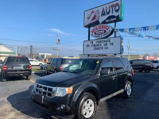 Used 2010 Ford Escape XLT FWD for sale in Windsor, ON