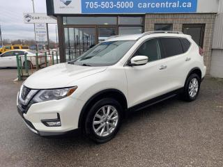 Used 2018 Nissan Rogue SV   AWD   BACK-UP   for sale in Barrie, ON