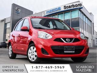 Used 2015 Nissan Micra AUTO|1 OWNER|CLEAN CARFAX for sale in Scarborough, ON
