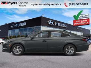 New 2021 Hyundai Sonata 1.6T Sport  - $224 B/W for sale in Kanata, ON