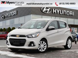 Used 2017 Chevrolet Spark 1LT  - $69 B/W for sale in Kanata, ON