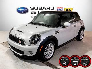 Used 2010 MINI Cooper Hardtop Coupé S for sale in Laval, QC