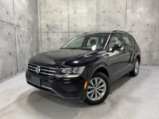 Used 2020 Volkswagen Tiguan Trendline 4MOTION CARPLAY ET ANDROID CAMERA SIEGES CHAUFFANT for sale in St-Nicolas, QC