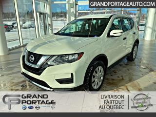 Used 2017 Nissan Rogue S 4 portes TI *Disponibilité limitée* for sale in Rivière-Du-Loup, QC