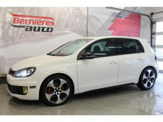 Used 2013 Volkswagen Golf GTI for sale in Lévis, QC