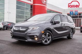 Used 2020 Honda Odyssey GARANTIE LALLIER 10ANS/200,000 KILOMETRES INCLUSE* PRESQUE NEUVE LE CHOIX DES CONNAISSEURS for sale in Terrebonne, QC