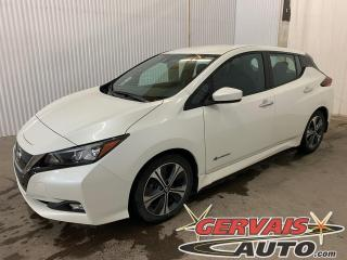 Used 2018 Nissan Leaf SV Mags Caméra Sièges Chauffants for sale in Trois-Rivières, QC