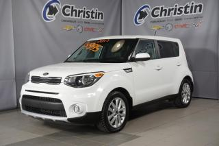 Used 2017 Kia Soul EX SIEGE CHAUFFANT CAM DE RECUL BLUETOOTH FOG MAG for sale in Montréal, QC