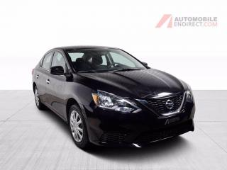 Used 2017 Nissan Sentra SV A/C CAMERA DE RECUL for sale in St-Hubert, QC