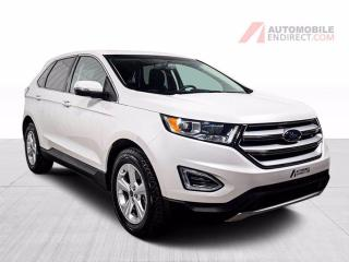 Used 2017 Ford Edge SEL AWD GPS CAMERA MAGS for sale in St-Hubert, QC