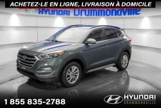 Used 2017 Hyundai Tucson LUXURY + GARANTIE + NAVI + TOIT PANO + W for sale in Drummondville, QC