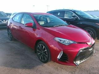 Used 2017 Toyota Corolla SE for sale in Châteauguay, QC