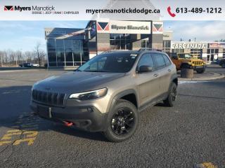 New 2021 Jeep Cherokee Trailhawk Elite  - $263 B/W for sale in Ottawa, ON