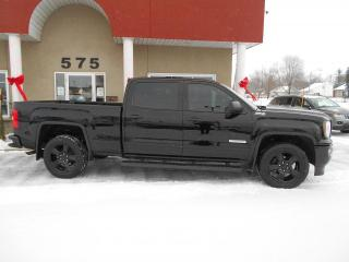 Used 2018 GMC Sierra 1500 CREW CAB Z71 for sale in Lévis, QC
