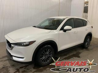 Used 2018 Mazda CX-5 GS Cuir/Tissus GPS Caméra Bluetooth Mags for sale in Trois-Rivières, QC