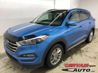 Used 2017 Hyundai Tucson SE Cuir Toit Panoramique Caméra Mags for sale in Shawinigan, QC