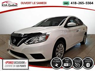 Used 2016 Nissan Sentra S* GROUPE ELECTRIQUE* BLUETOOTH* for sale in Québec, QC