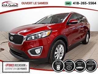 Used 2016 Kia Sorento LX+* AWD* TURBO* CAMERA* CERTIFIE 2.79 % for sale in Québec, QC