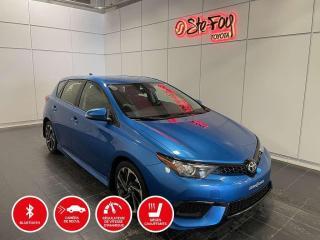 Used 2017 Toyota Corolla iM SIÈGES CHAUFFANTS - CAMERA DE RECUL for sale in Québec, QC