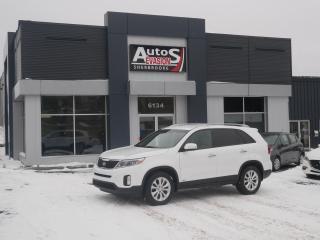 Used 2015 Kia Sorento EX V6 AWD + CUIR + CAMÉRA DE RECUL + INSPECTÉ for sale in Sherbrooke, QC